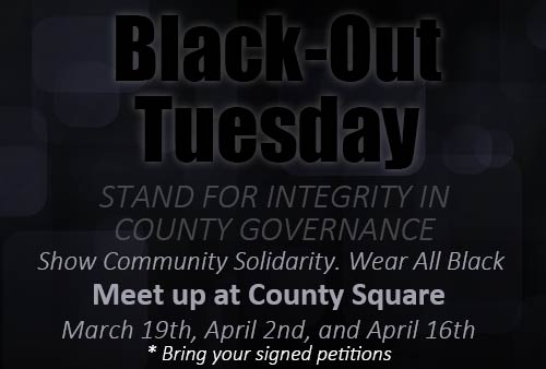 Black Out Tuesday